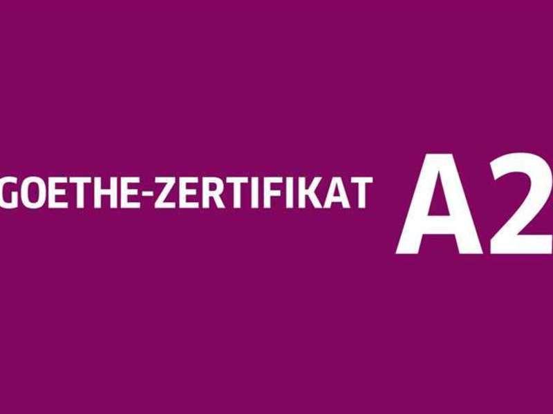 【Goethe-Zertifikat A2】筆記テストまるわかりの画像