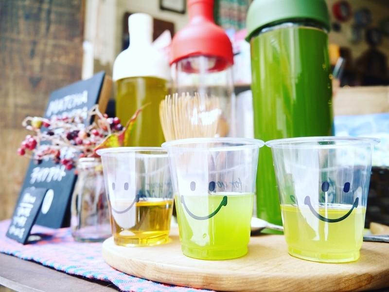 日本茶ことはじめ。「大人お茶時間~生活に取り入れたい冷茶の効能~」の画像