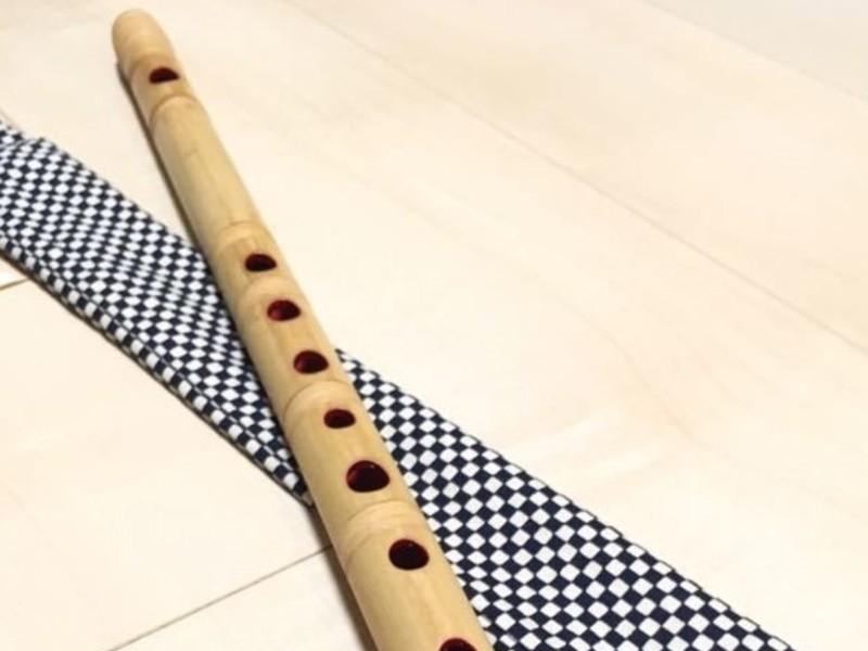 【オンライン開催】個人レッスン★篠笛を吹けるようになろうの画像