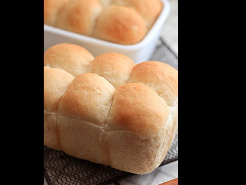 【千葉】砂糖不使用!こねないパン教室<玄米甘酒のちぎりパン>の画像
