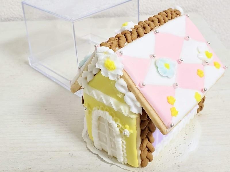 8月スペシャル企画!☆アイシングクッキーでお菓子の家☆の画像