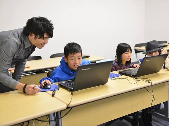 子供向けプログラミング教室「ITeens Lab.」の画像