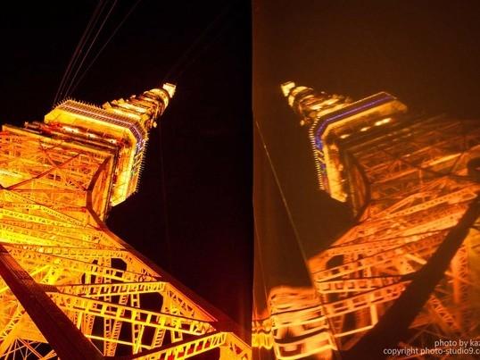 夜の東京タワーで夜景スナップのコツを知る!【初~中級者】の画像