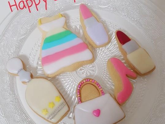 【初心者向け♡】お洒落アイテムのアイシングクッキーで女子力アップ!の画像