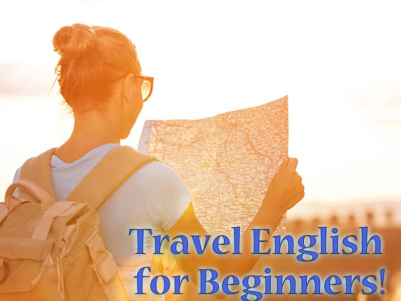 夏休み目前★旅行で使える英会話を学びましょう♪(少人数グループ)の画像