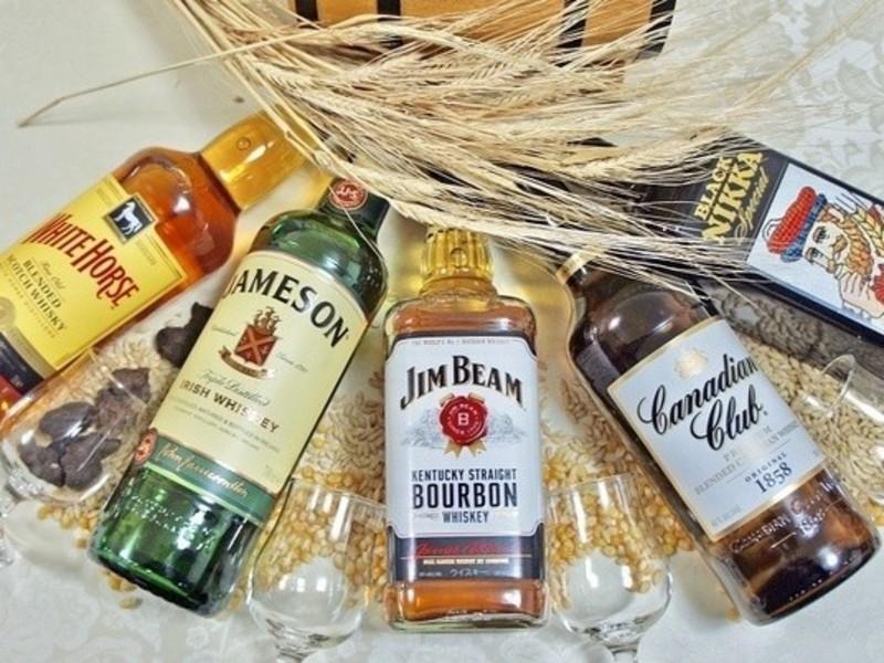 ウイスキー基礎:世界5大ウイスキーとハイボール&燻製キーマカレーの画像