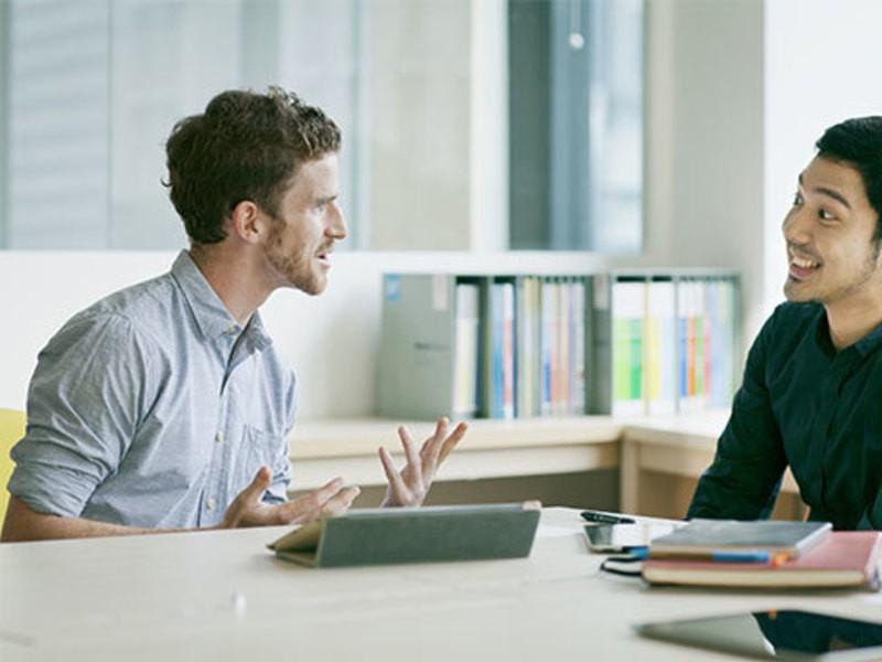 ビジネス英会話 プライベートレッスン UT-ENGLISHの画像