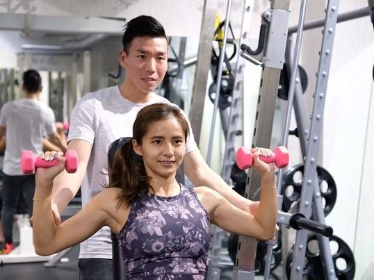(初回体験)ヒップアップ・姿勢改善の為のパーソナルトレーニングの画像