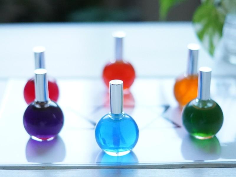 あなたが選んだ色から『今』を知り行動するヒントを知るカラーセラピーの画像