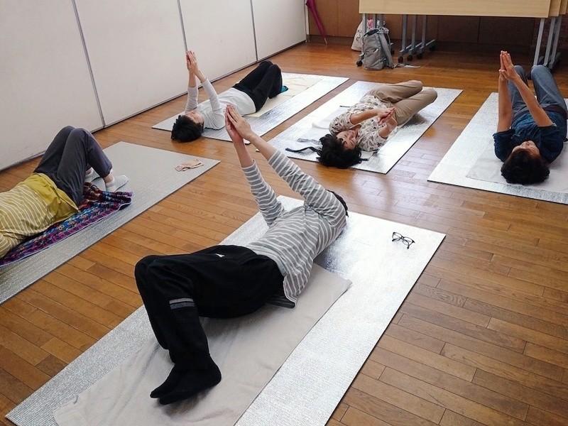 【横浜 港南台】★初回体験用★ もっと楽に美しく 動きのレッスンの画像