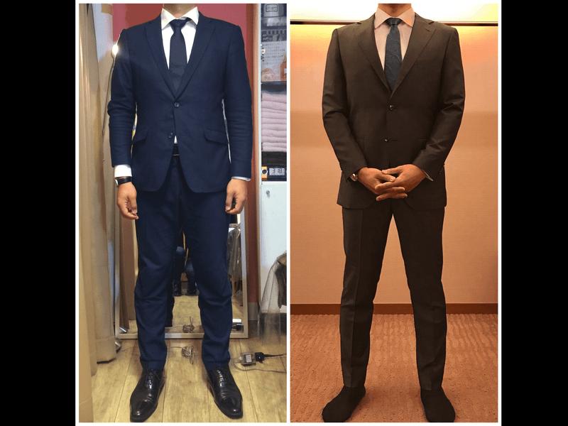 就職・転職成功率UPさせるスーツの着こなし講座の画像