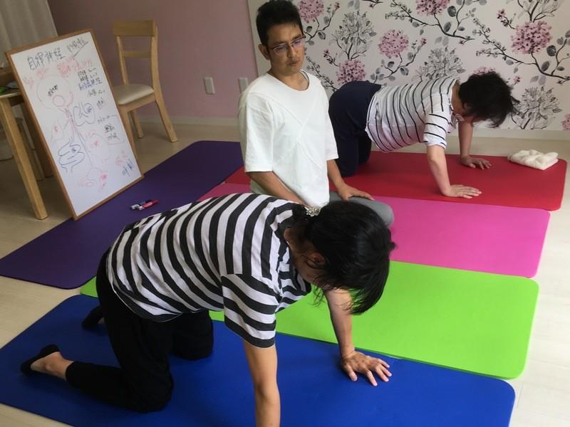 【セラピスト様限定ゼミナール】身体のお悩み相談&腰痛改善運動の画像