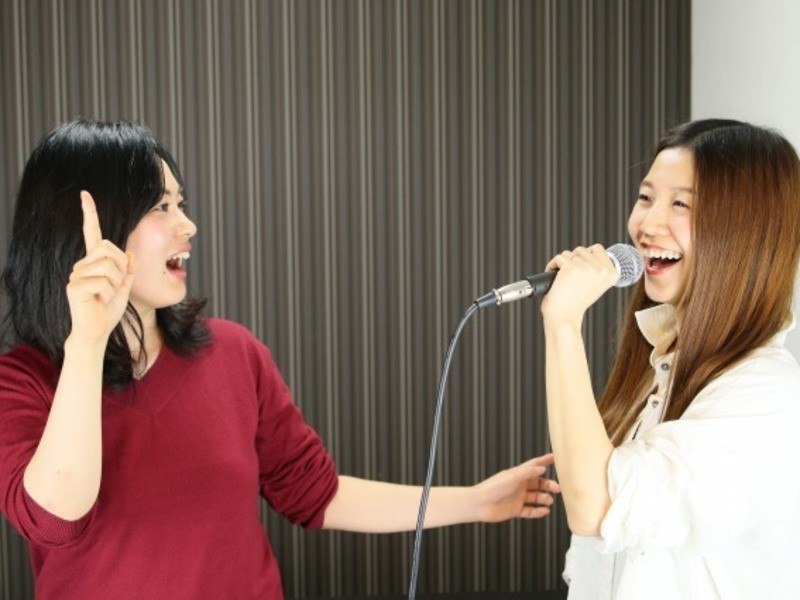 【体験】あなたの高い声を出す力をアップさせる!美声ボーカルレッスンの画像