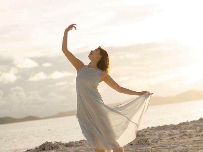 自然を感じる心地よいスタジオでの〜はじめてバレエ〜の画像