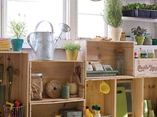 木箱DIYワークショップの画像