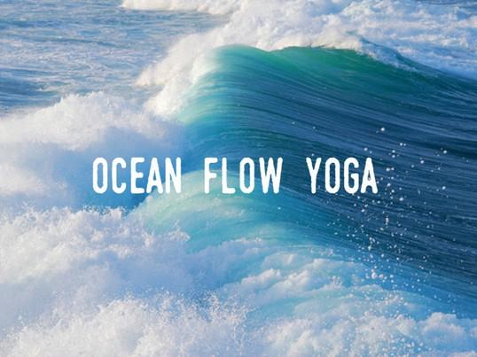 〜Ocean Flow yoga 〜の画像