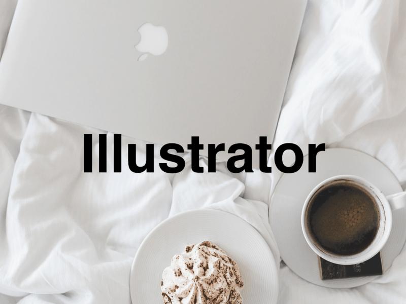 [大阪/個人レッスン]  Illustrator/デザイン講座の画像