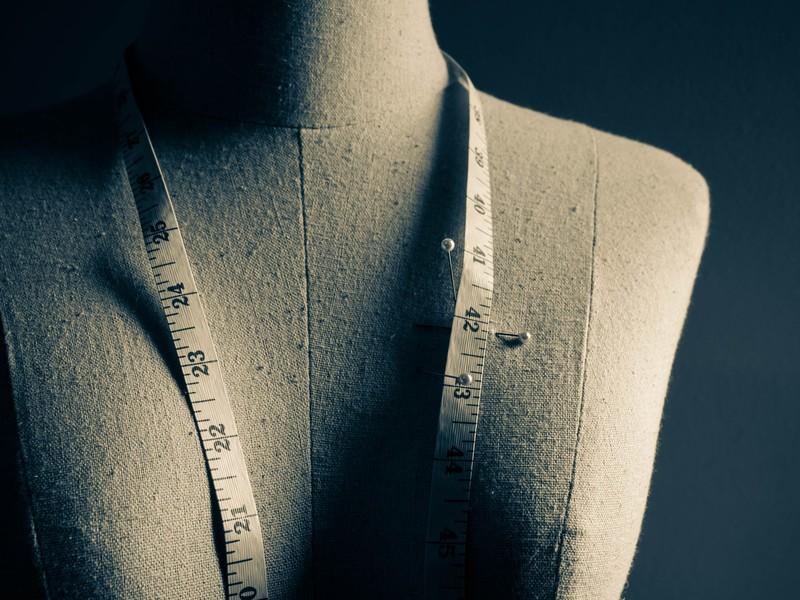 衣服設計のキホンを学ぶ~立体裁断~の画像