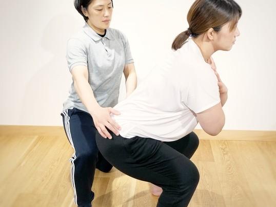元オリンピック代表が指導するマンツーマン姿勢改善教室!の画像