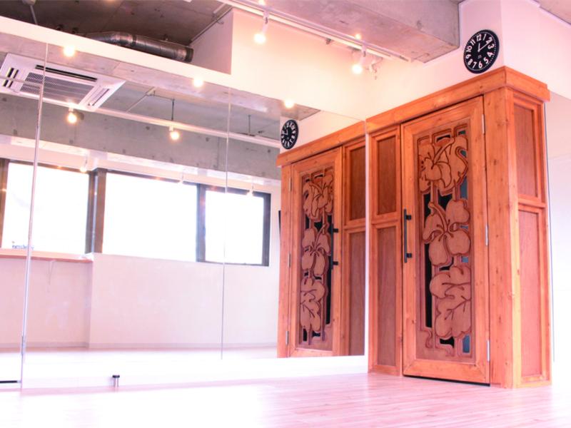 【初心者限定】男のフラダンス教室の画像