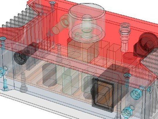3DCAD入門前講習の画像