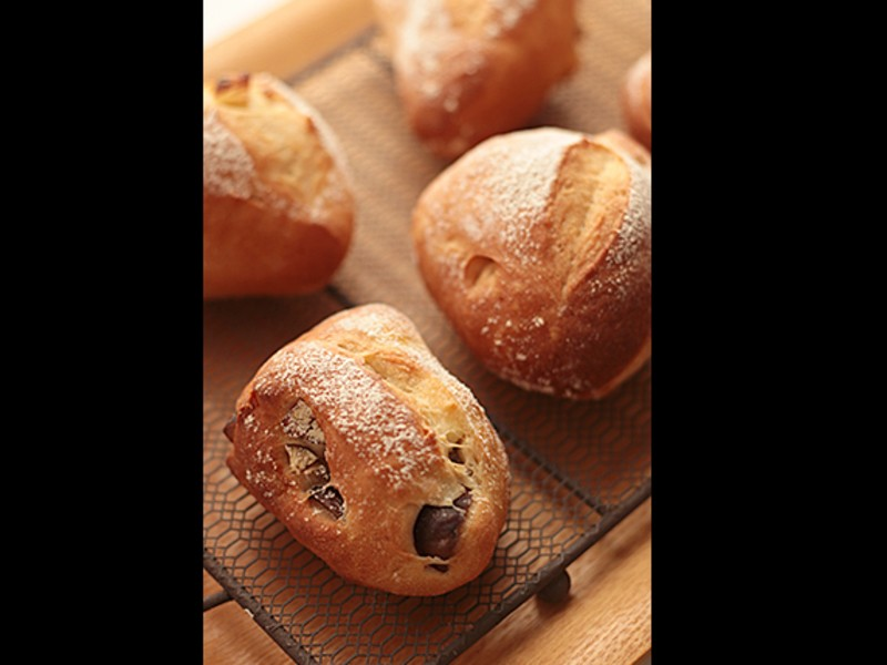 【千葉】砂糖不使用!こねないパン教室<玄米甘酒ハードパン>の画像