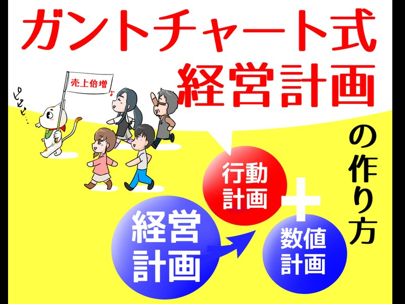 【京都】やるべき事が見えてくる! お手軽かんたん経営計画セミナーの画像