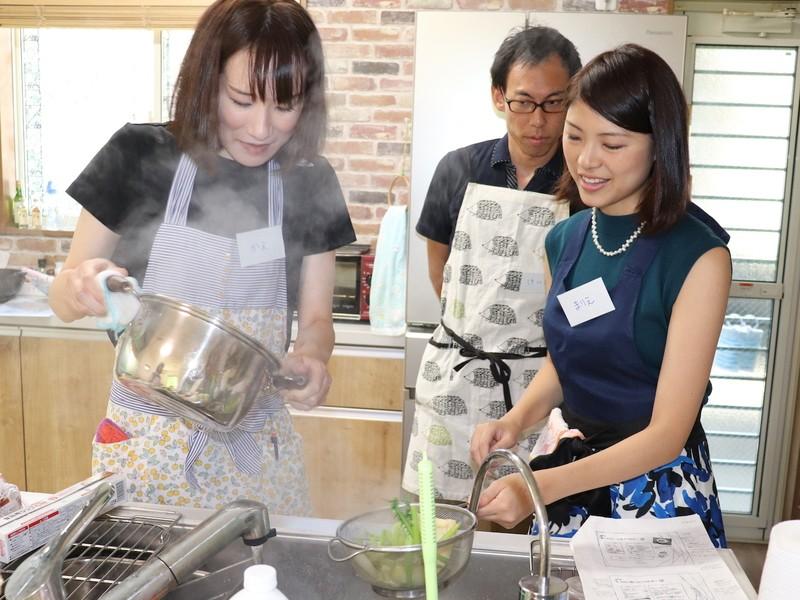 【少人数制】レシピから卒業する和食料理教室/管理栄養士主宰の画像