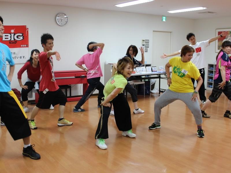 【初開催】 英語×ダンス スペシャルワークショップの画像