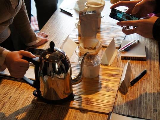あなたのコーヒーがもっと美味しくなる!(3種飲み比べ付き)の画像