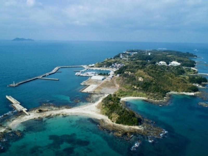 ドローンで空撮!北九州市の離島「藍島」で絶景を楽しむ講座の画像