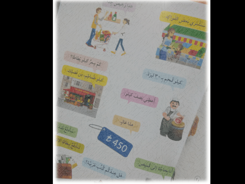Arabic communication (daily life)の画像