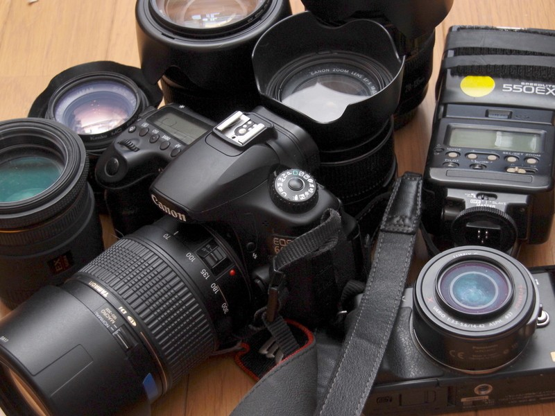 【オンライン】カメラ超初心者向け。まずはカメラの選び方からの画像