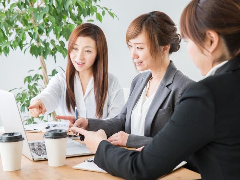 女性キャリアコミュニケーションスクールの画像