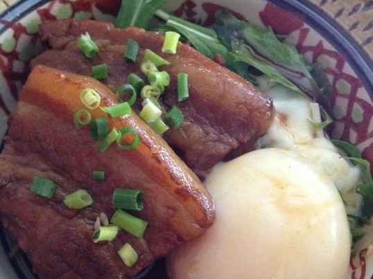 簡単!! 美味しい豚の角煮。 沖縄風豚の角煮ラフテーを作ろうの画像