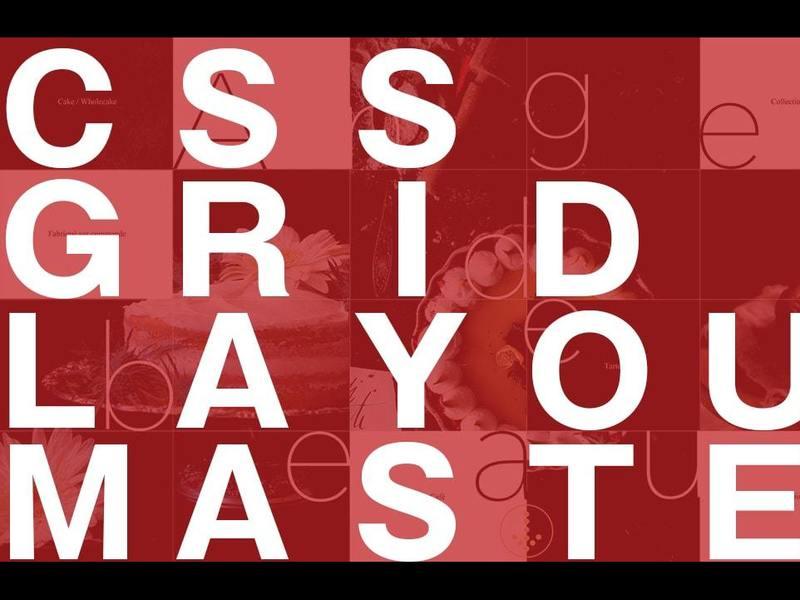 CSS GRID LAYOUT MASTER(全2回コース)の画像