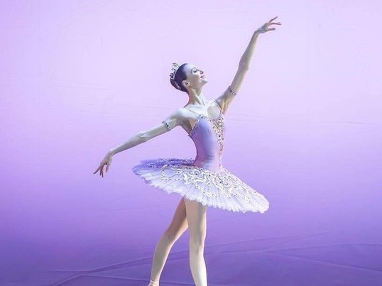 バレエ初心者の為のバリエーション❗️レッスン割引きチケット付き🎟の画像
