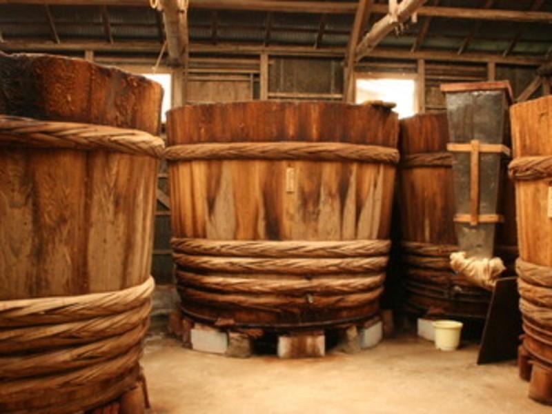 【蔵元ベーシック】日東醸造の白醤油作り の画像
