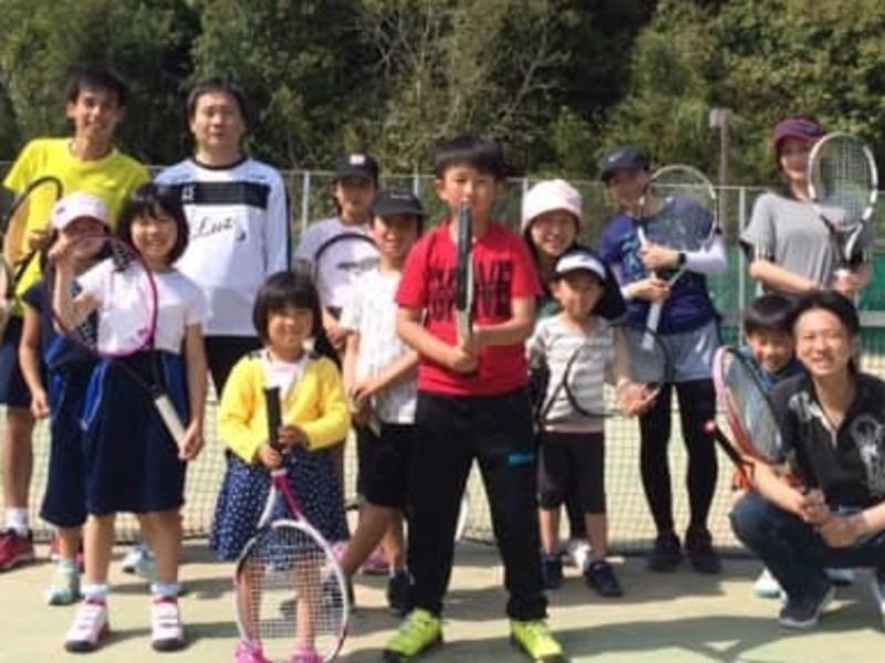 【福岡・春日市・ジュニアテニス】熱血ジュニアテニス教室の画像