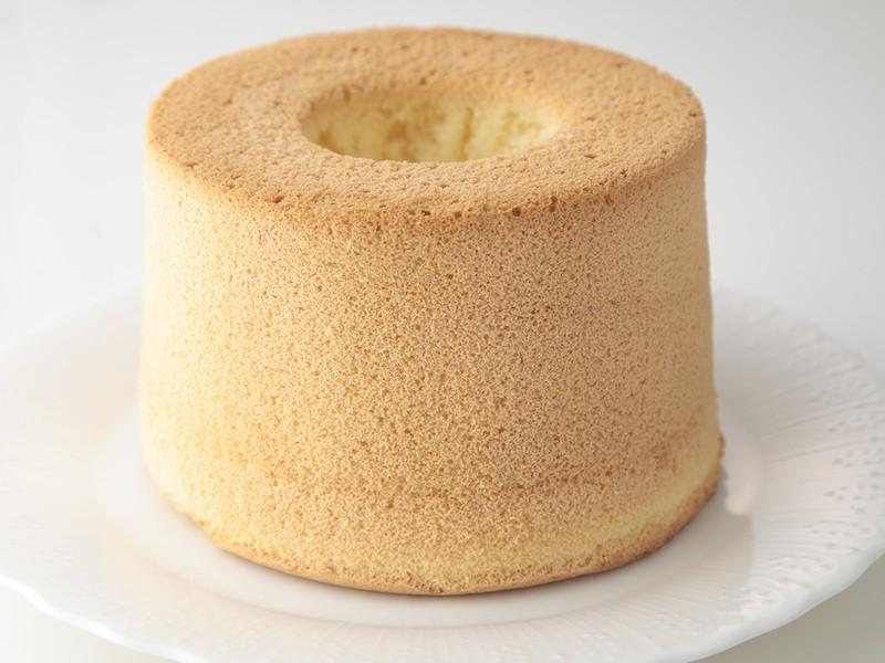 家族にグルテンアレルギーがいる人必見!米粉のシフォンケーキの画像