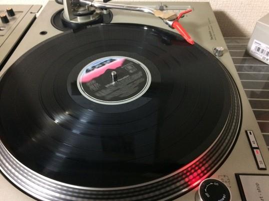 DJ講座!ターンテーブルでレコードを回そう!!^_^の画像