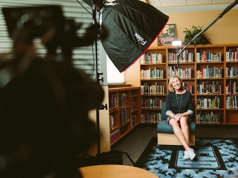 一眼レフインタビュー動画撮影&Premiere Pro動画編集講座の画像