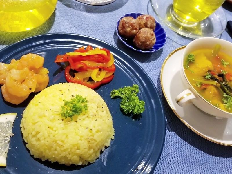 【スパイス基礎講座】色鮮やかなスパイス・サフランを使った料理の画像