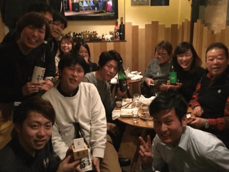 [日本酒を一歩踏み込んで詳しく学ぼう!]〜日本酒アカデミー中級編〜の画像