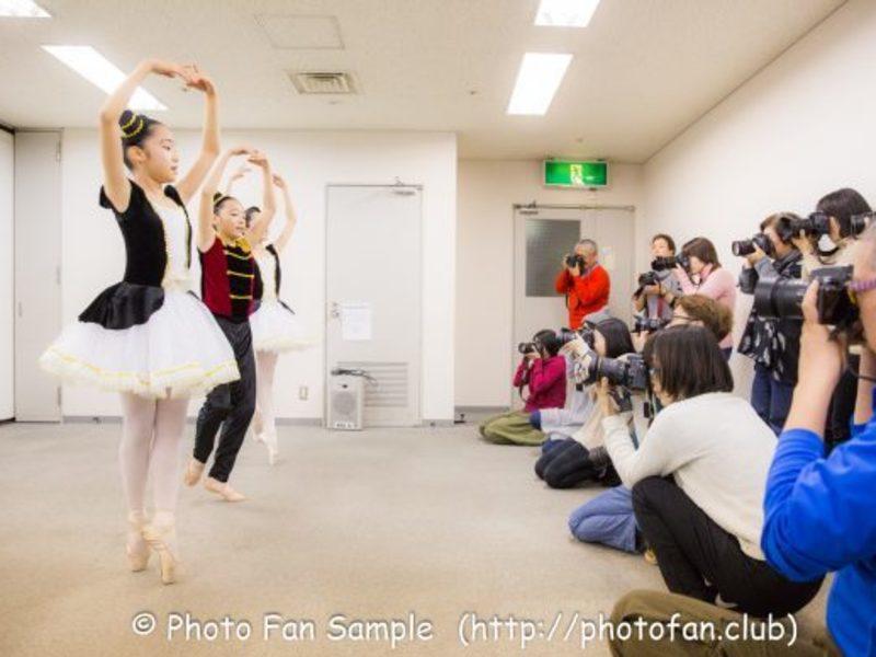 ダンス撮影講習会~1人ダンスから、ペアダンス、チームダンスまでの画像