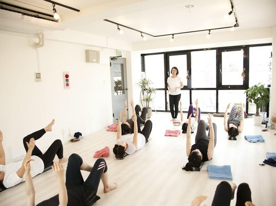 【美しい姿勢】コンディショニング×心理学ワークセッションの画像