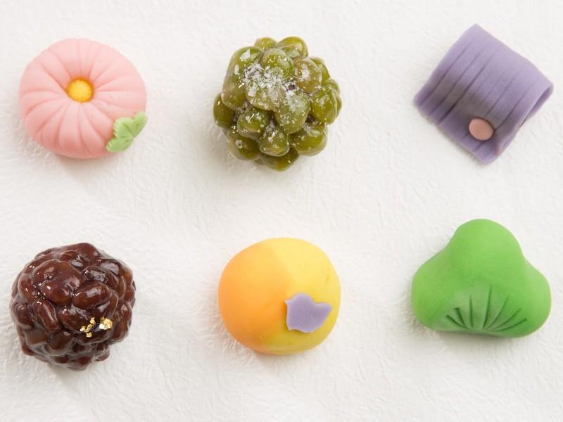 和菓子を作ろう!誰でもできる季節の和生菓子の画像