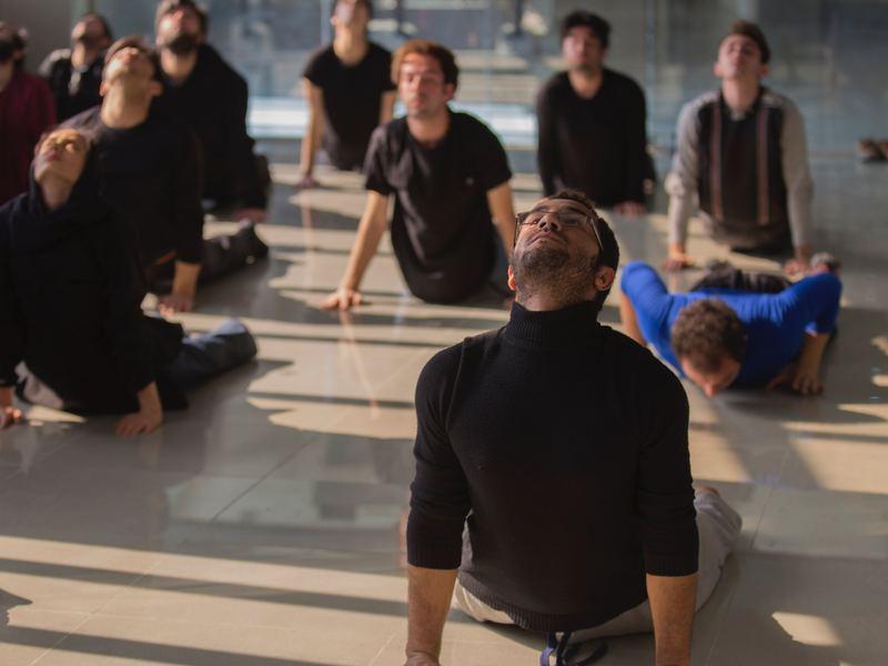 男性限定:成功者脳を作る!体が硬くてもできる男ヨガと呼吸法・瞑想の画像