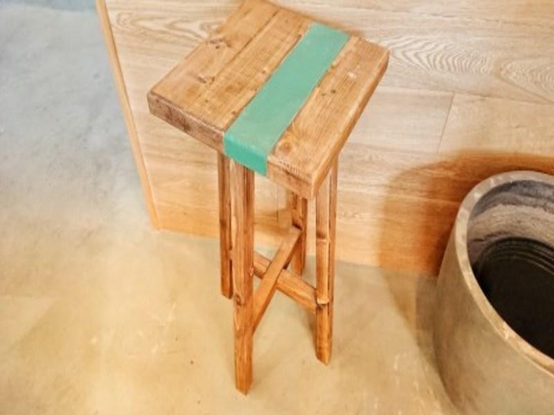 DIYが初めての方におススメ!】サイドテーブルの画像