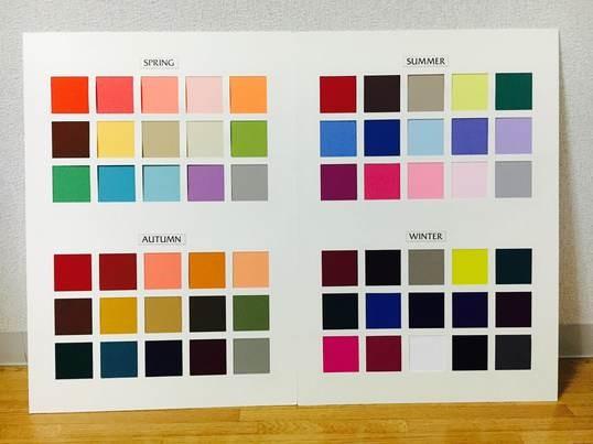 コーディネートを簡単にする、配色レッスン✨の画像
